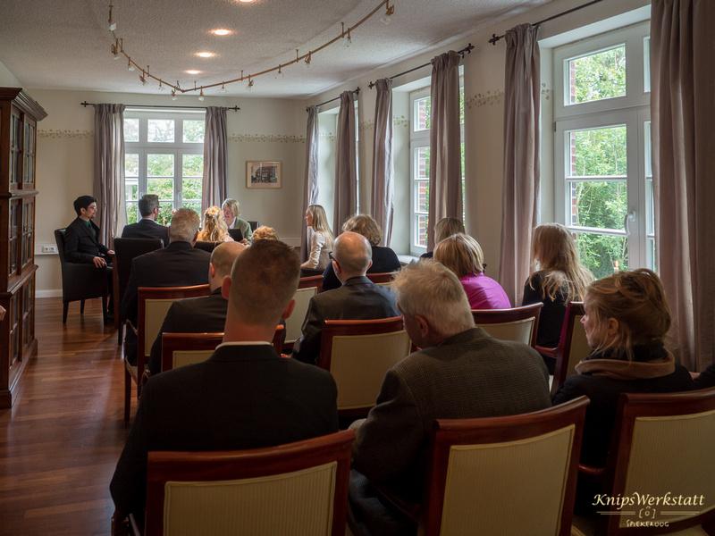 Hochzeit Spiekeroog - Trauzimmer