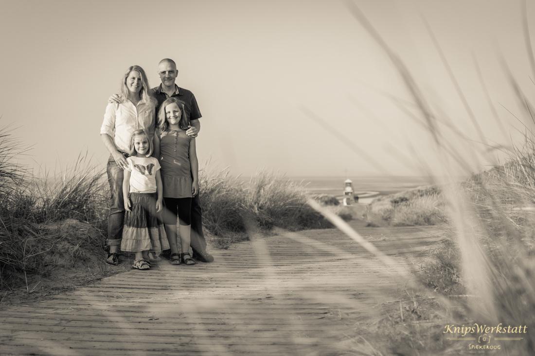 Fotograf Spiekeroog - Familienfotoshooting - Strand