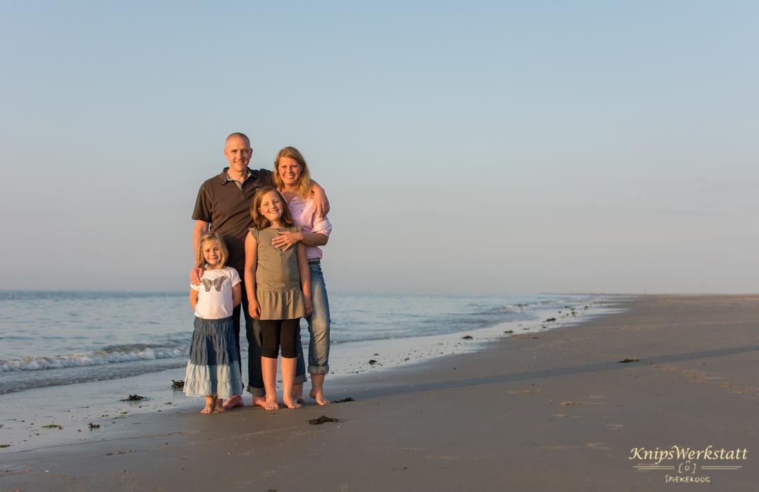 Fotograf Spiekeroog - Familienfotoshooting - Meer