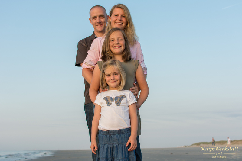 Fotograf Spiekeroog - Familienfotoshooting - Portrait