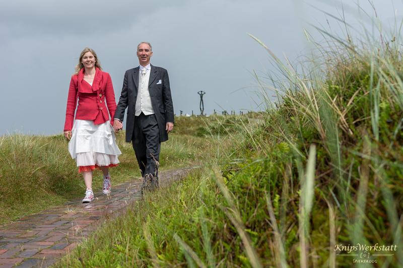 Hochzeit Spiekeroog - Hochzeitsfoto