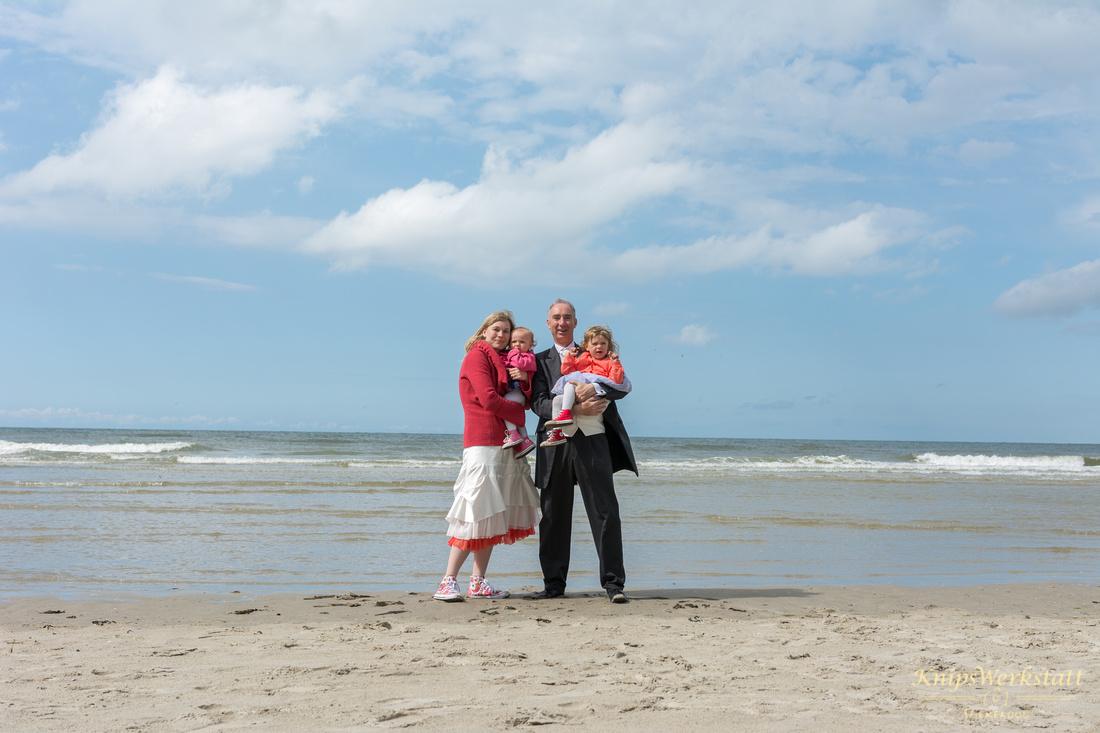 Hochzeit Spiekeroog - Hochzeitsfoto Strand