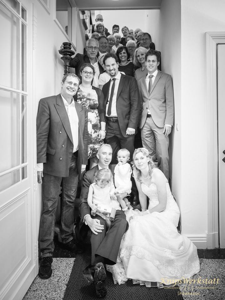 Hochzeit Neuharlingersiel - Gruppenfoto