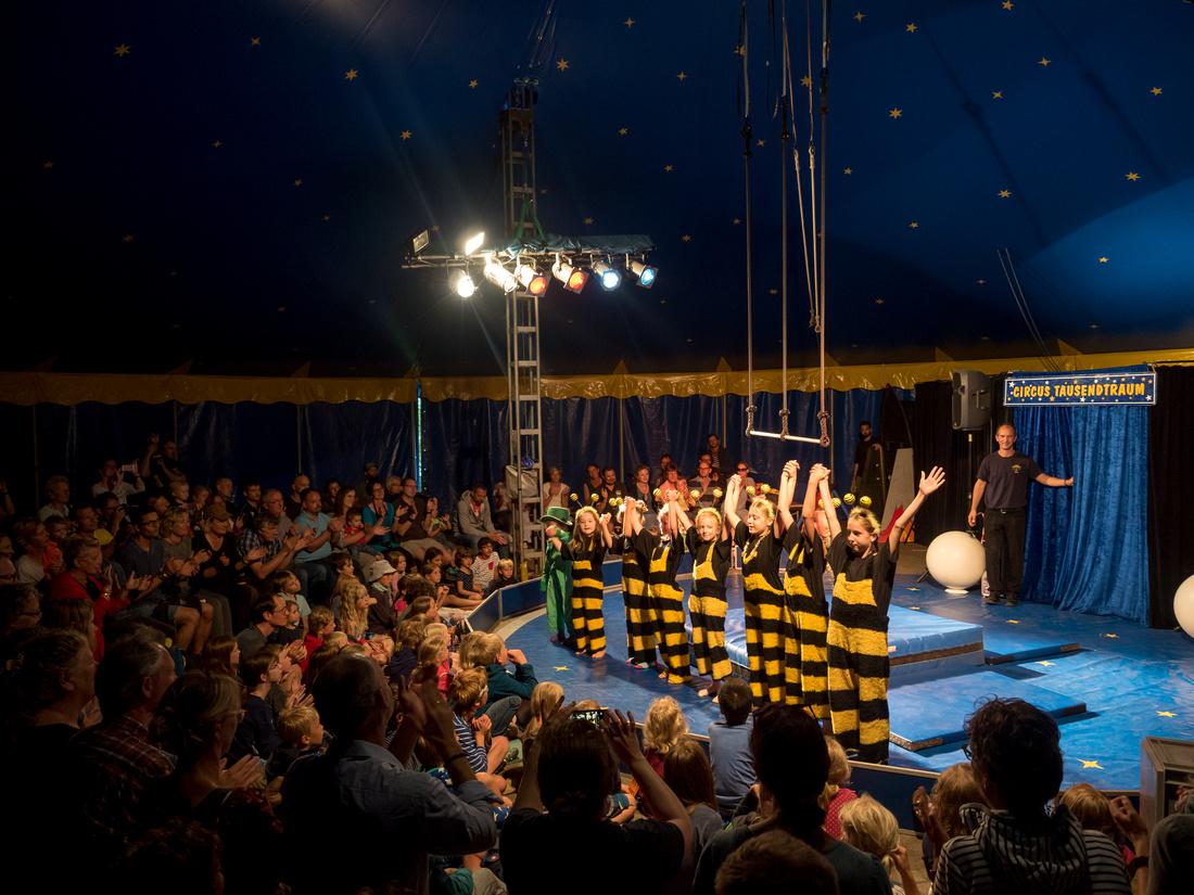 Circus Tausendtraum Spiekeroog