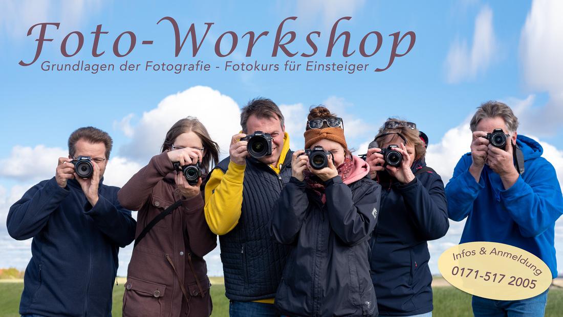 Fotoworkshop, Fotokurs, Fotografie für Einsteiger