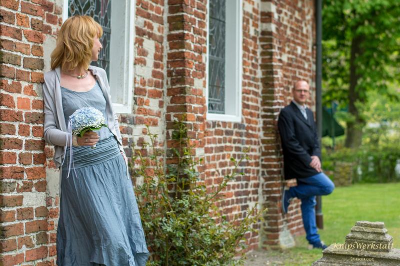 Hochzeitsfotos Spiekeroog - Alte Inselkirche
