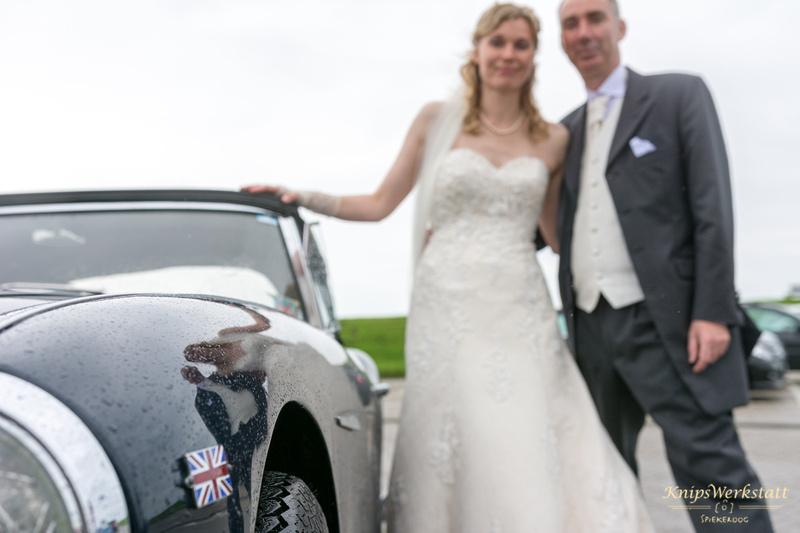 Hochzeit Neuharlingersiel - Oldtimer
