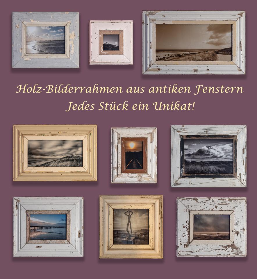 KnipsWerkstatt | Antike Holzbilderrahmen